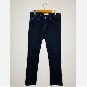 Marc by Marc Jacobs Dark Blue Straight Jeans Women